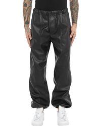 GR-Uniforma Casual Trousers - Black