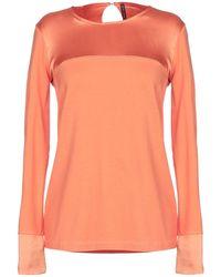 Manila Grace T-shirt - Orange