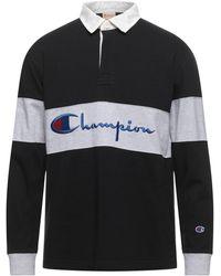 Champion Polo Shirt - Black
