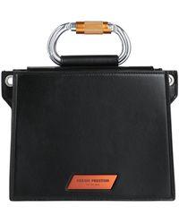 Heron Preston Handbag - Black