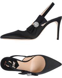 O Jour Zapatos de salón - Negro