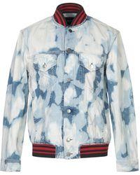 DIESEL Denim Outerwear - Blue