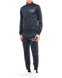 EA7 Sweat-Outfit - Mehrfarbig