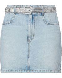 Miss Sixty Denim Skirt - Blue