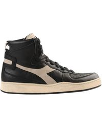 Diadora - Sneakers & Tennis shoes alte - Lyst