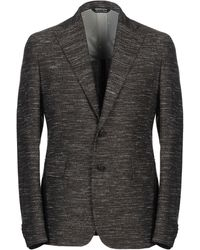 Brian Dales Suit Jacket - Brown