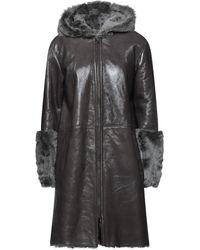Manzoni 24 Coat - Grey