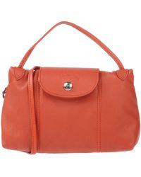 Longchamp Cross-body Bag - Red