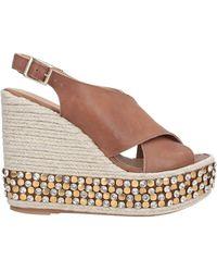 Fiorina Sandals - Brown