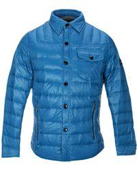 CALVIN KLEIN 205W39NYC Down Jacket - Blue