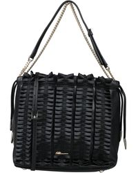 Blumarine Cross-body Bag - Black