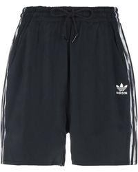 adidas Originals Bermudashorts - Schwarz