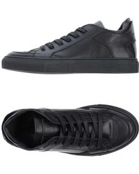 MM6 by Maison Martin Margiela Low-tops & Sneakers - Black