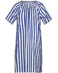 Gran Sasso Knee-length Dress - Blue