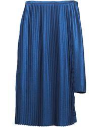 Each x Other Midi Skirt - Blue