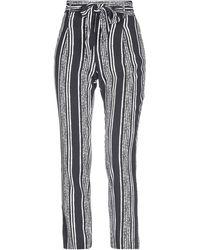 Cristina Gavioli Collection Casual Trouser - Black
