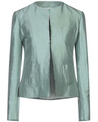 Kiton Suit Jacket - Green