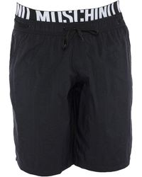 Moschino Swim Trunks - Black