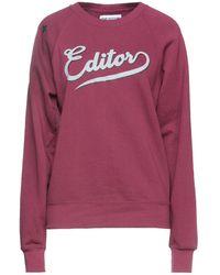 Saucony Sweatshirt - Purple