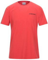 Resort Corps T-shirt - Rosso