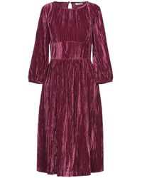 MAX&Co. - Robe aux genoux - Lyst