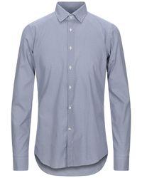 BRANCACCIO Camicia - Blu