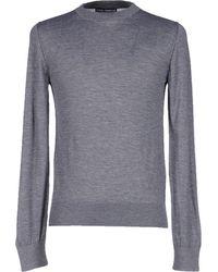Dolce & Gabbana Sweater - Gray