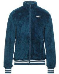 Caterpillar Sweatshirt - Blue