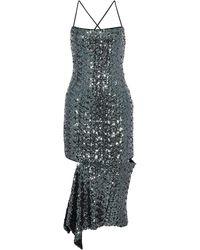 MILLY 3/4 Length Dress - Multicolour