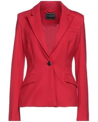Guess Suit Jacket - Red