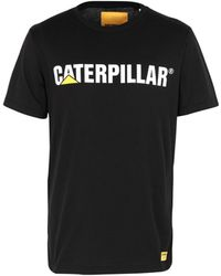 Caterpillar T-shirt - Black