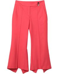 Eudon Choi Trousers - Pink