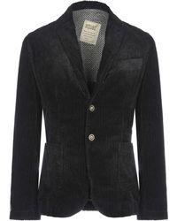 Squad² Suit Jacket - Grey