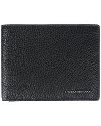 Mandarina Duck Wallet - Black