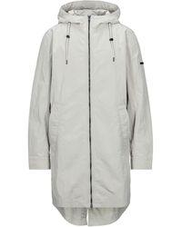 Elvine Overcoat - Grey