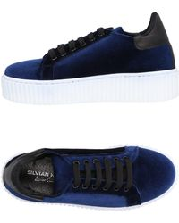 Silvian Heach Low-tops & Trainers - Blue