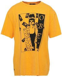 Obey T-shirt - Orange