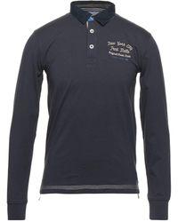 Fred Mello Polo Shirt - Blue