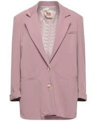 MÊME ROAD Suit Jacket - Pink