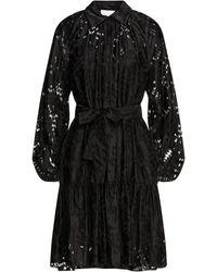 Second Female Midi Dress - Black