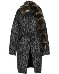Marciano Coat - Gray