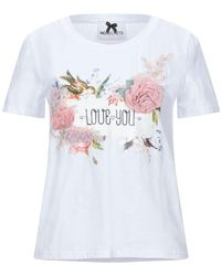 No Secrets T-shirt - Blanc