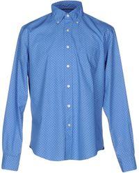 Breuer Camisa - Azul