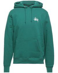 Stussy Sweatshirt - Grün