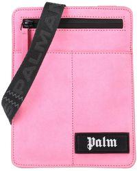Palm Angels Cross-body Bag - Pink