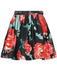 Marco Bologna Midi Skirt - Multicolor