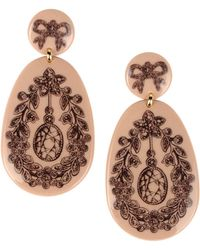 RED Valentino - Earrings - Lyst