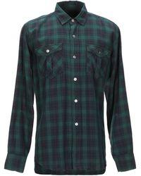 Department 5 Shirt - Green