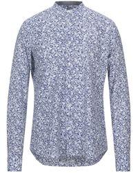 Tintoria Mattei 954 Camicia - Blu