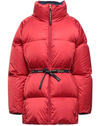 Tory Burch Down Jacket - Red